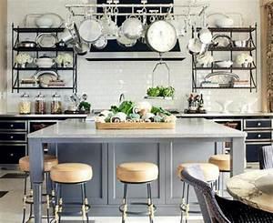 Cuisine Style Industriel Ikea : lot central cuisine ikea et autres l 39 espace de cuisson ~ Melissatoandfro.com Idées de Décoration