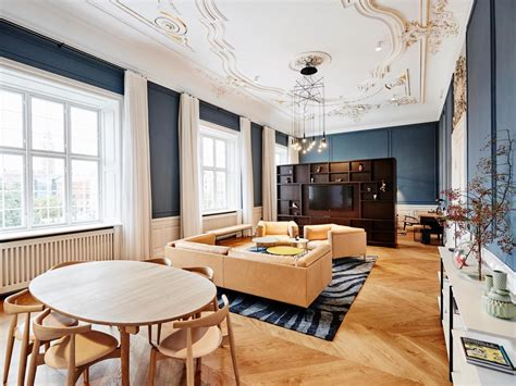 Contemporary Style : Contemporary Design Meets Classic Design At The Nobis