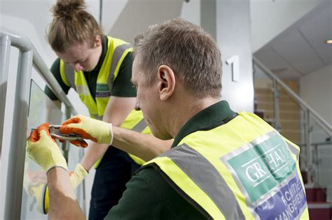 Building repairs and maintenance services