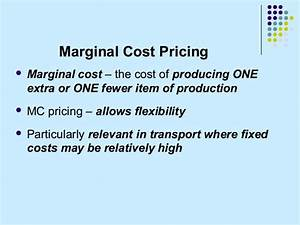 PPT on pricing strategies