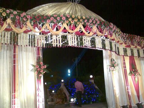 flower gate decoration florist ahmedabad flower