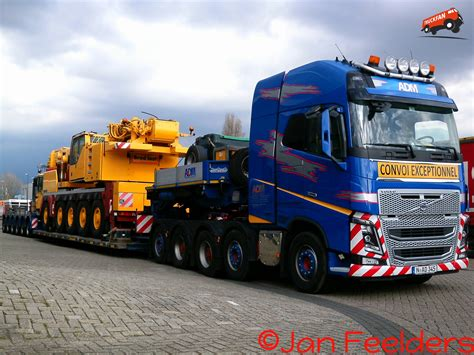 volvo trucks customer service de truckfan toppers van 2016 alex miedema