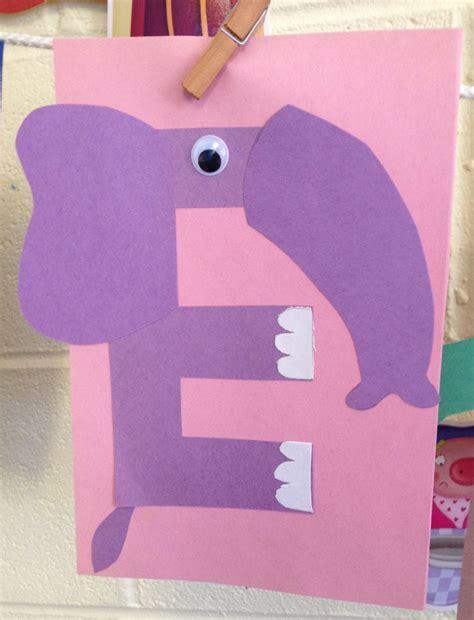 preschool letter e craft preschool letter crafts 408   3f0c4f9d9750aeadb592e1182fa8dc79