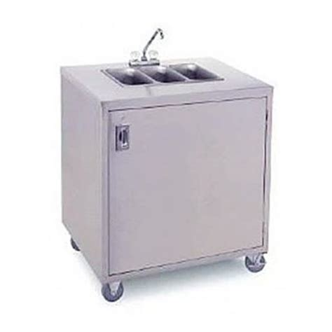 3 compartment sink price crown verity cvphs 3 portable 3 compartment hand sink