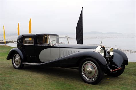 The type 41 royale was ettore bugatti's most luxurious and extreme car. 1931 Bugatti Type 41 Royale Coupe de Ville by Binder | Роскошные автомобили, Старички, Дорога