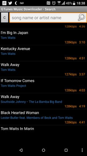 Smaller catalog of songs than itunes. 8 Free Music Download Apps for Android - Make Tech Easier