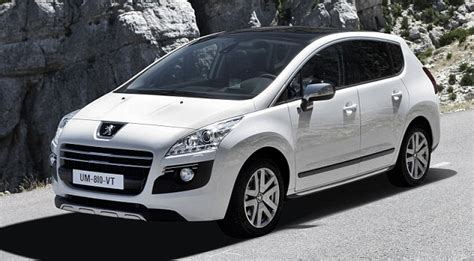 peugeot big cars top ten large family saloons that offer the best value