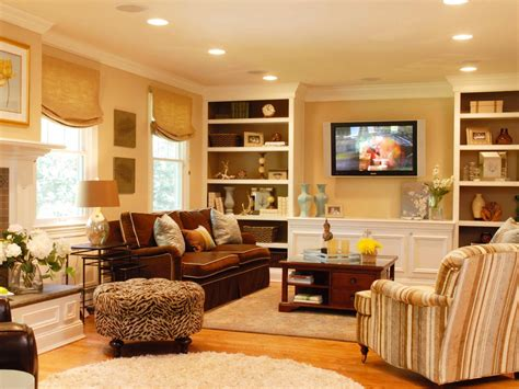 Living Room Bookcases Built In by Photo Page Hgtv