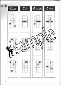 Ukulele Chord Finder Full Size Uke Chord Book