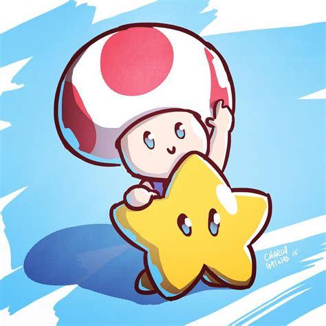 Toad Daily Sketch Picoftheday Cute Supermario