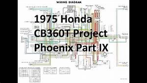 1975 Honda Cb360t Project Phoenix Part Ix