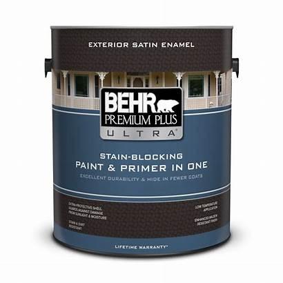 Exterior Behr Premium Plus Ultra Paint Satin