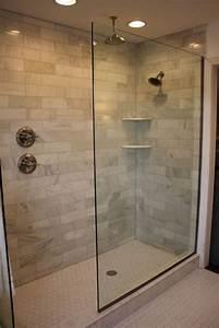 best 25 walk in shower designs ideas on pinterest With bathroom showers designs walk in