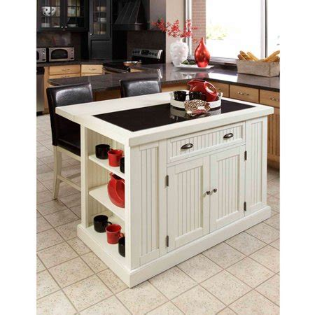 distressed island kitchen home styles nantucket kitchen island distressed white