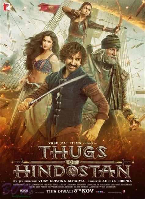 thugs  hindostan  poster photo thugs  hindostan