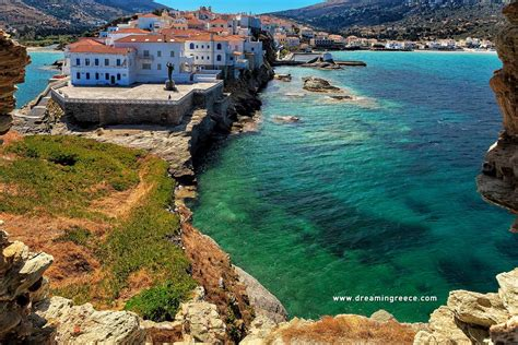 holidays in andros island greece greek islands