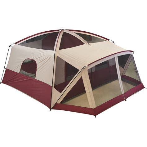 10 person tent with screened porch coleman 6 person tent with screened porch