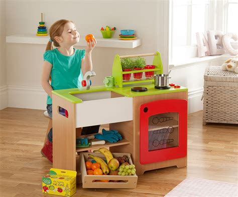 play kitchen storage healthy kitchen market stall play set play 1550