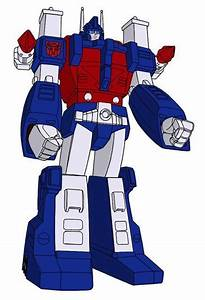 Autobot Ultra Magnus G1 Cartoon Artwork | Autobot ...