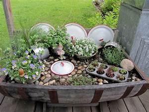 Gartendeko Selbst Gemacht : ausgefallene gartendeko selber machen aus alten k chenutensilien ~ Yasmunasinghe.com Haus und Dekorationen