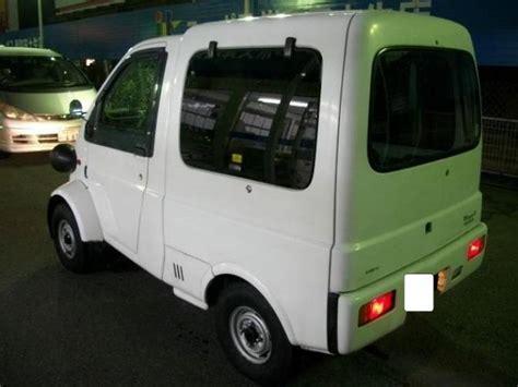 1998 Daihatsu Midget Ii Cargo D Type For Sale, Japanese
