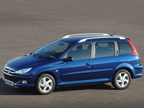 Peugeot 206 Sw Specs Photos 2002 2003 2004 2005 HD Wallpapers Download free images and photos [musssic.tk]