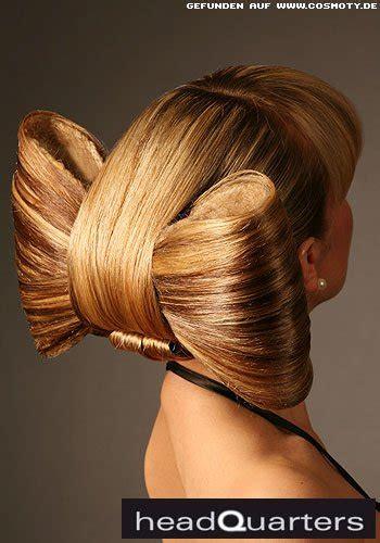 frisuren bilder glamouroese haarschleife frisuren haare