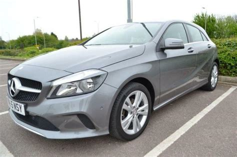 Classified ad with best offer. 2016 65 MERCEDES-BENZ A CLASS 1.5 A 180 D SPORT EXECUTIVE 5D 107 BHP DIESEL | in Leicester ...