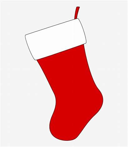 Stocking Stockings Clip Template Pngkit
