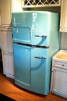 ideas  retro refrigerator  pinterest big