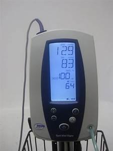 Welch Allyn 420 Spot Vital Signs Monitor 42n0b Nibp
