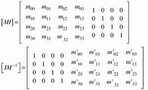 Inverse Matrix 4x4 Berechnen : matrix inverse matrix inverse ~ Themetempest.com Abrechnung
