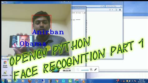 opencv face recognition   write  face recognition