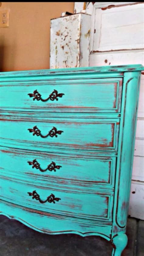 shabby chic furniture colors more fantastic shabby chic i love the bright color alterations to vintage furniture