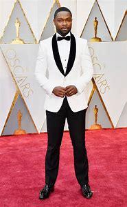Black and White Tuxedo Jacket for Men