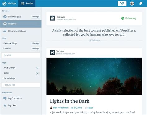 Differences Between The New Wordpress Dashboard And The