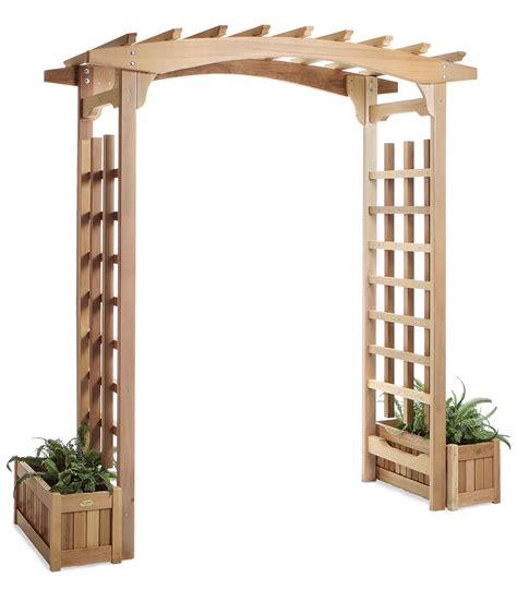 garden arbor trellis and patio pagoda by all things cedar