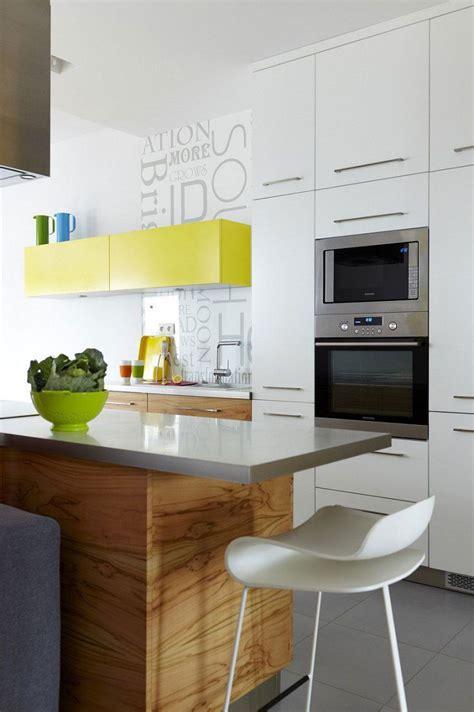 cuisine blanche avec ilot central cuisine avec îlot central ou bar 24 idées d