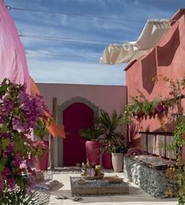 Style Marocain   Id U00e9es D U0026 39 Am U00e9nagement Ext U00e9rieur En 30 Images