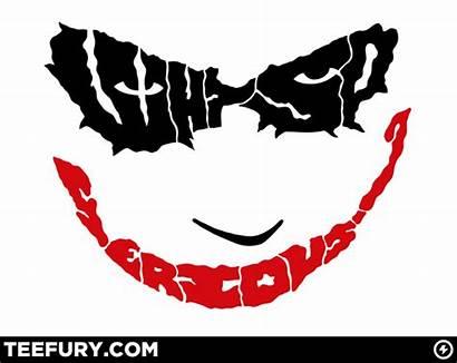 Why Serious Joker Geeksofdoom Knight 8th Dark
