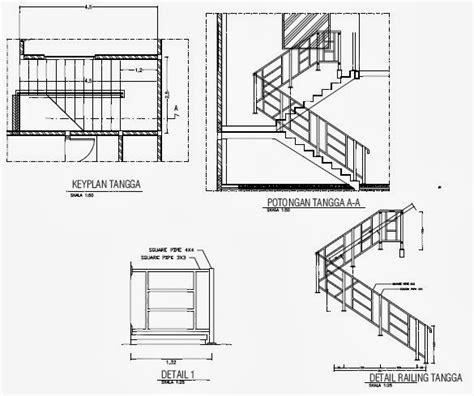 gambar desain denah rumah autocad gambar puasa