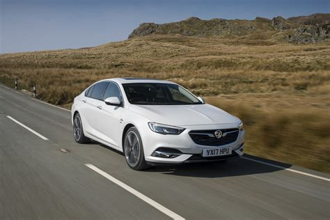 drive vauxhall insignia grand sport company car today