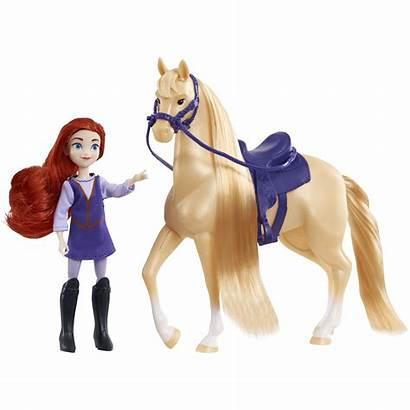 Spirit Mystery Maricela Riding Horse Doll Dreamworks