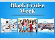 Black Cruise Events Calendar 2019