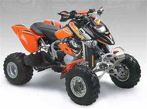 2003 Bombardier Traxter Quest Ds650 Outlander Rally Atv