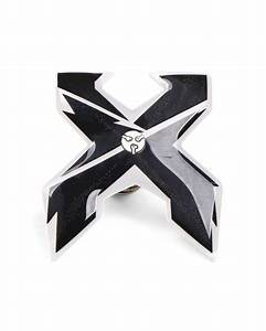 Excision X Logo LED Hat Pin