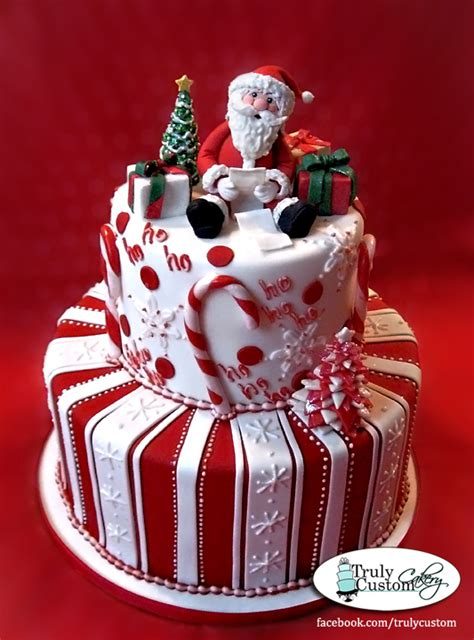 christmas birthday cake stacey s sweet shop truly custom cakery llc holiday baking projects