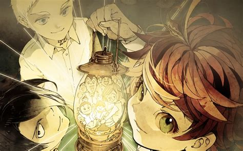 promised neverland windows  theme themepackme