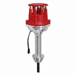 Msd Ignition  Pro  Mechanical Advance  Chrysler 383