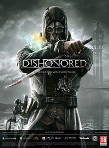 Graphic Design Career Dishonored Point Of Sale Campaign On Behance